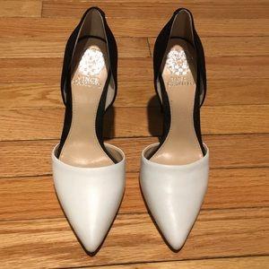 Vice Camuto color block heels